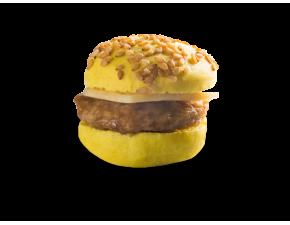 Mini burger Apéro à la viande d'Autruche Surgelé